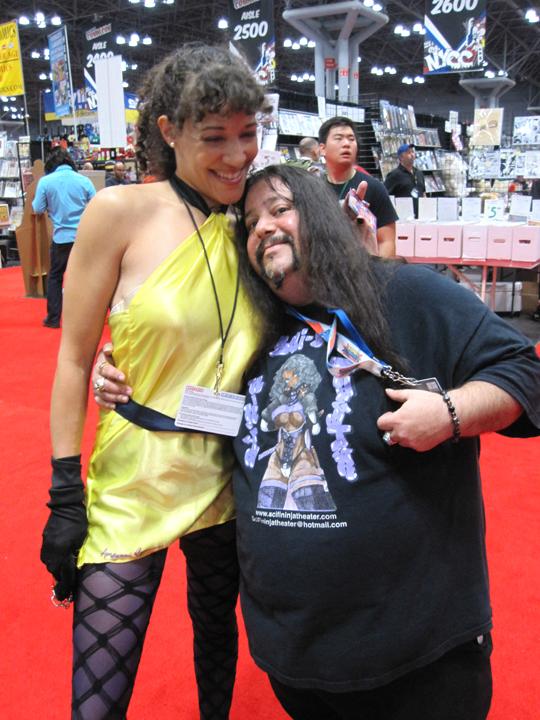 New York Comic Con 14 Picz